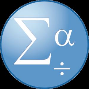 SPSS software logo, computerprogramma voor statistiek